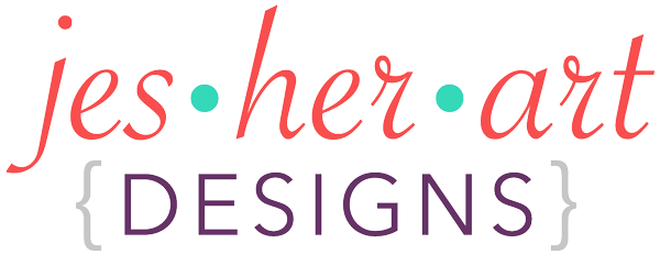 Jes•Her•Art Designs Logo